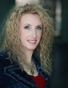 A photograph of Dr Susan Shumsky