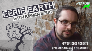Kieran Begg - EERIE EARTH PREMIERES