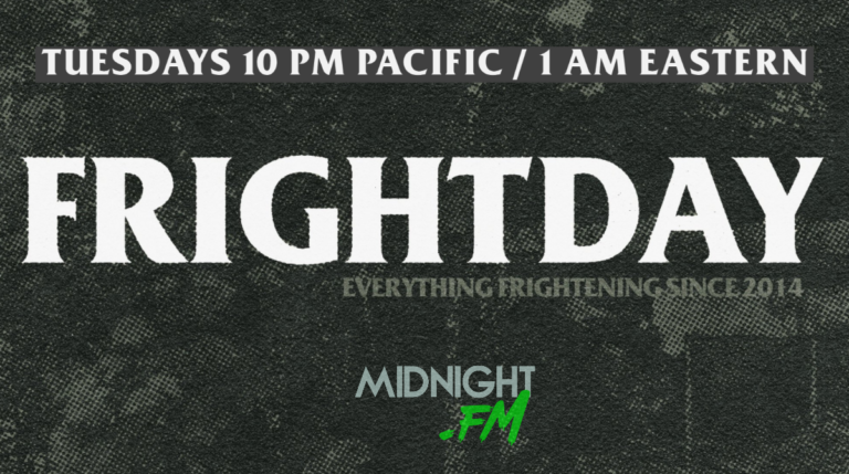 Fright Day Logo